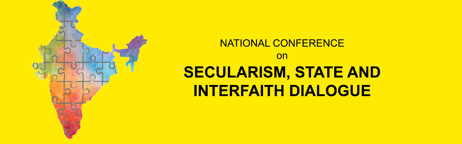 MPI Alumnus Co-convenes Conference on Secularism, State and Interfaith Dialogue in India
