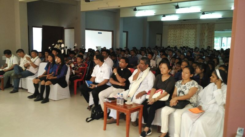 Audience members at Peace Channel Foundation Day Anniversary and International Day of Peace Commemoration