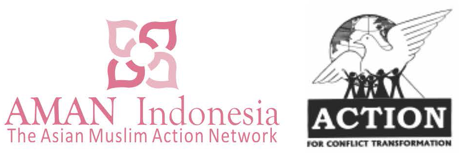 AMAN Indonesia and Action Asia logos