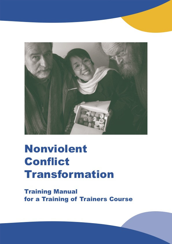 Nonviolent Conflict Transformation Manual Cover